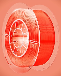 PrintMe Swift PET-G 1.75mm 1kg - Neon Red